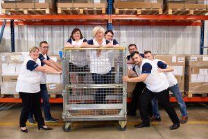 Equipe ACR Logistique