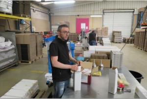 ACR recrute et s'agrandit - Ardennes Copacking Routage - Logistique sur mesure