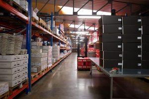 Locaux ACR - Ardennes Copacking Routage - Logistique sur mesure