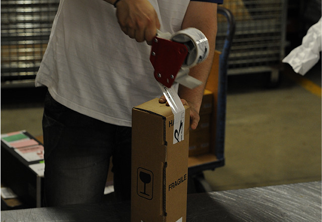 Emballage - ACR - Ardennes Copacking Routage - Logistique sur mesure