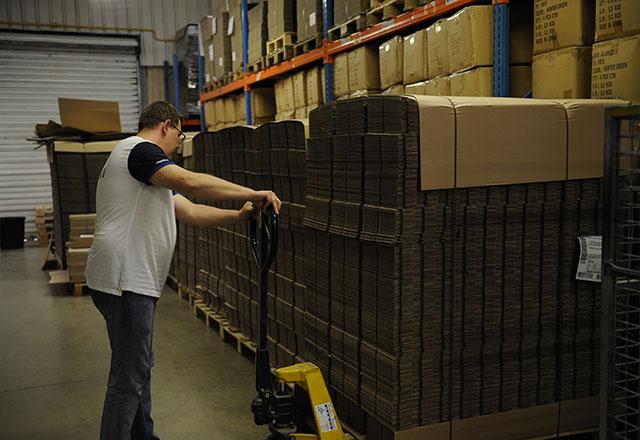 Entrepot ACR - Ardennes Copacking Routage - Logistique sur mesure