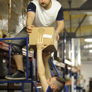 Equipe ACR - Ardennes Copacking Routage - Logistique sur mesure